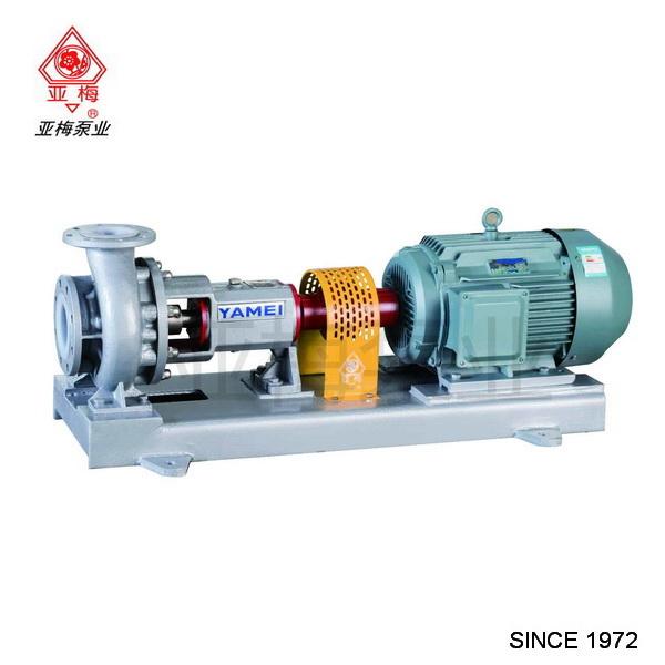 IHF型化gong衬fu泵