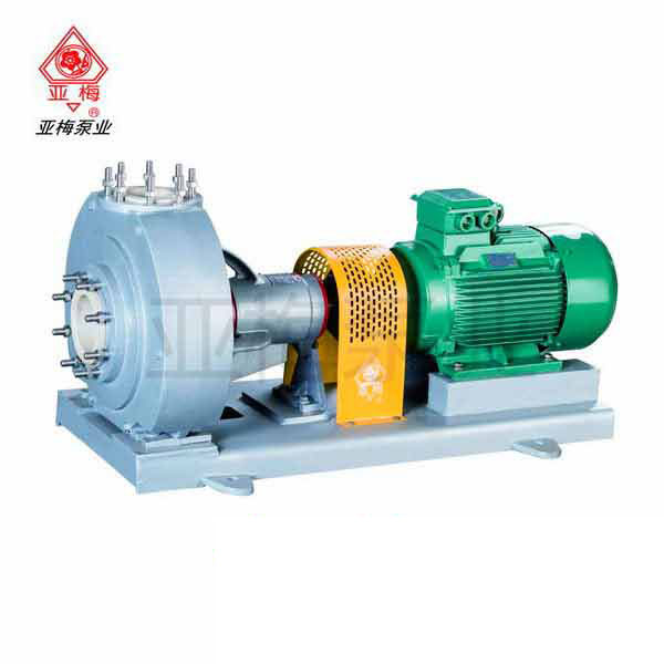 SJB型耐酸耐磨泵